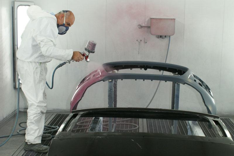 Atelier de Carrosserie peinture à Saint Marcellin - Isère